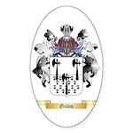 Gibbs Sticker (Oval)