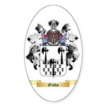 Gibbs Sticker (Oval 50 pk)