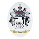 Gibbs Ornament (Oval)