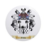 Gibbs Ornament (Round)