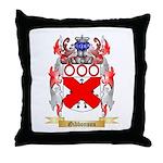 Gibbonson Throw Pillow