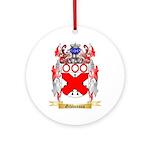 Gibbonson Ornament (Round)