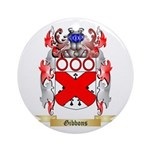Gibbons Ornament (Round)