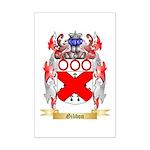 Gibbon Mini Poster Print
