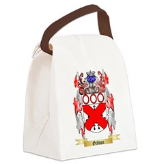 Gibbon Canvas Lunch Bag