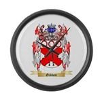 Gibbon Large Wall Clock
