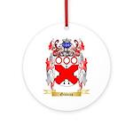 Gibbins Ornament (Round)