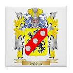 Gibbins 2 Tile Coaster