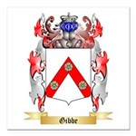 Gibbe Square Car Magnet 3