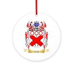 Gibb Ornament (Round)