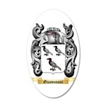 Giaovnnoni 35x21 Oval Wall Decal