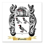 Gianulli Square Car Magnet 3