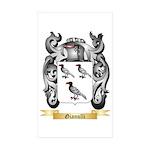 Gianulli Sticker (Rectangle 50 pk)