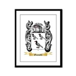 Gianotti Framed Panel Print
