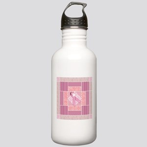 Pink Tribute to Breast Stainless Water Bottle 1.0L
