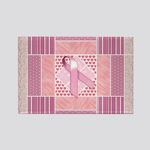 Pink Tribute to Breast Cancer Survivors Pa Magnets