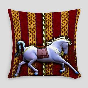 Carousel Horse Master Pillow