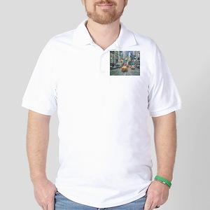 Times Sq. No. 3 Golf Shirt