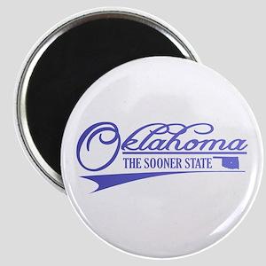 Oklahoma State of Mine Magnets