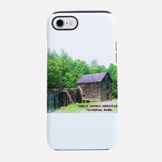 Great Smoky Mountains NP Mingu iPhone 7 Tough Case