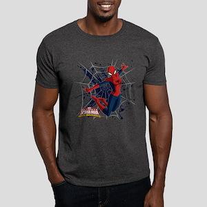 Spider-Girl Web Dark T-Shirt