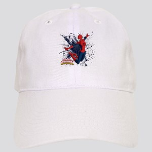 Spider-Girl Web Cap