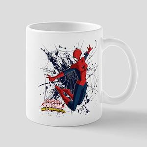 Spider-Girl Web Mug