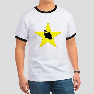 Motorcycle Racing Star T-Shirt