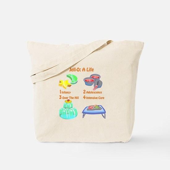 Jell-O: A Life Tote Bag