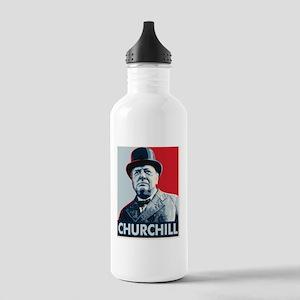Winston Churchill Stainless Water Bottle 1.0L