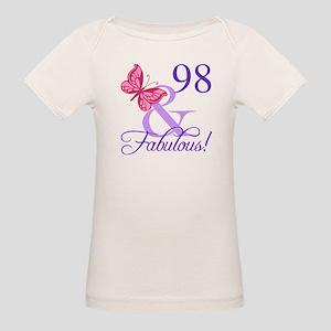 Fabulous 98th Birthday T Shirt