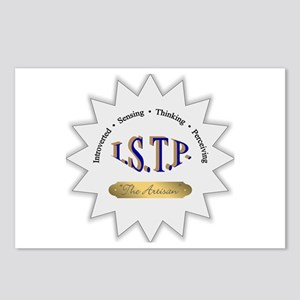 ISTP Postcards (Package of 8)