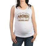 Arches National Park Maternity Tank Top