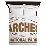 Arches National Park Queen Duvet