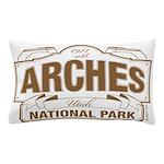 Arches National Park Pillow Case