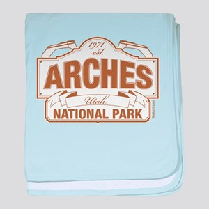 Arches National Park baby blanket