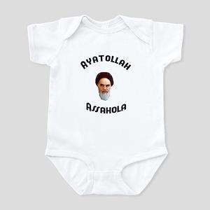 Homer's Ayatollah Assahola Infant Bodysuit