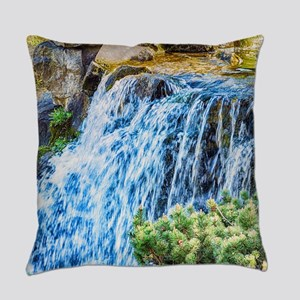 Small Waterfall Master Pillow