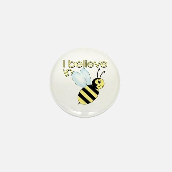 Bumblebee Mini Button