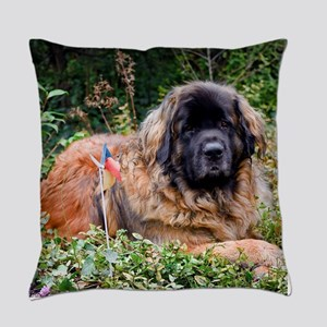 Leonberger dog Master Pillow