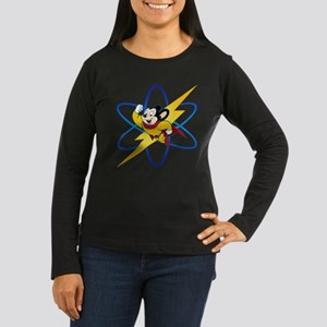 Mighty Mouse Lighting Atom Long Sleeve T-Shirt