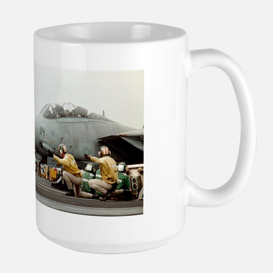 F14B Tomcat Large Mug