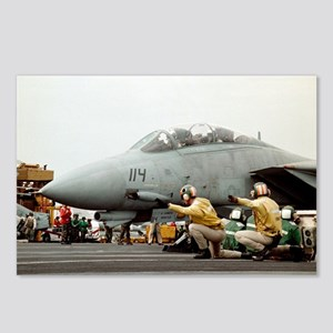 F14B  Tomcat Postcards (Pkg of 8)