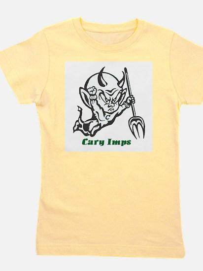 Cary Imps B/W Girl's Tee