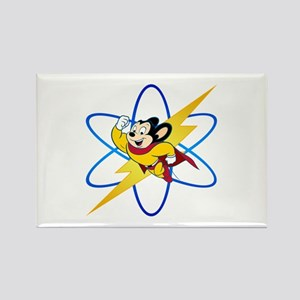 Mighty Mouse Lighting Atom Magnets