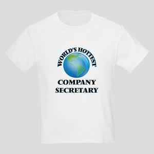 World's Hottest Company Secretary T-Shirt