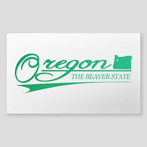 Oregon State of Mine Sticker