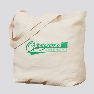 Oregon State of Mine Tote Bag