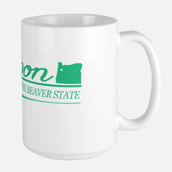 Oregon State of Mine Mugs