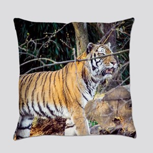Tiger in the woods Master Pillow